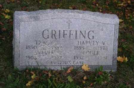 GRIFFING, TRACY - Suffolk County, New York | TRACY GRIFFING - New York Gravestone Photos