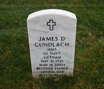 GUNDLACH, JAMES D - Suffolk County, New York | JAMES D GUNDLACH - New York Gravestone Photos