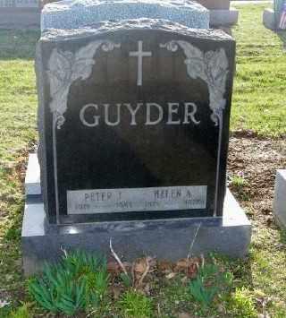 GUYDER, HELEN A. - Suffolk County, New York | HELEN A. GUYDER - New York Gravestone Photos
