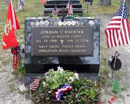 HAERTER (IRAQ), JORDAN C - Suffolk County, New York | JORDAN C HAERTER (IRAQ) - New York Gravestone Photos