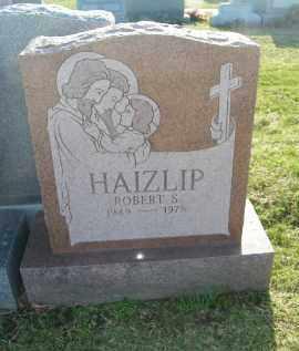 HAIZLIP, ROBERT S. - Suffolk County, New York | ROBERT S. HAIZLIP - New York Gravestone Photos