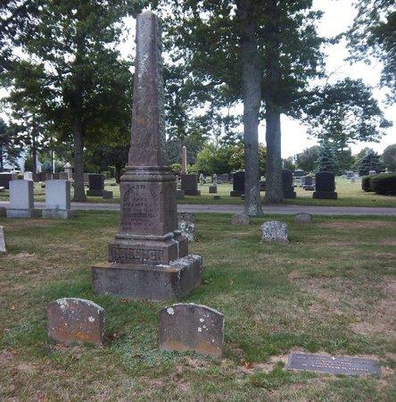 HALLOCK, MARY A - Suffolk County, New York | MARY A HALLOCK - New York Gravestone Photos