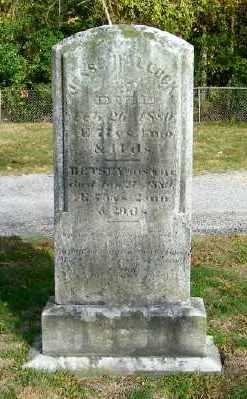 HALLOCK, BETSEY - Suffolk County, New York | BETSEY HALLOCK - New York Gravestone Photos