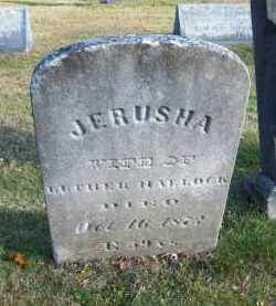 HALLOCK, JERUSHA - Suffolk County, New York | JERUSHA HALLOCK - New York Gravestone Photos