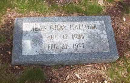 GRAY, HALLOCK - Suffolk County, New York | HALLOCK GRAY - New York Gravestone Photos