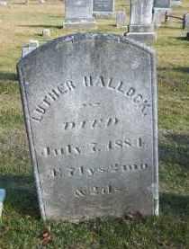 HALLOCK, LUTHER - Suffolk County, New York | LUTHER HALLOCK - New York Gravestone Photos