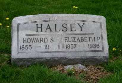 HALSEY, HOWARD S. - Suffolk County, New York | HOWARD S. HALSEY - New York Gravestone Photos