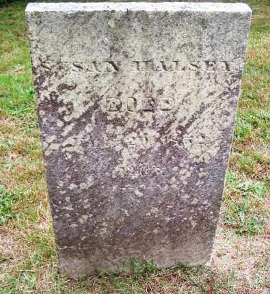 HALSEY, SUSAN - Suffolk County, New York   SUSAN HALSEY - New York Gravestone Photos