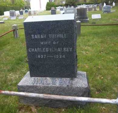 TUTHILL, SARAH - Suffolk County, New York | SARAH TUTHILL - New York Gravestone Photos