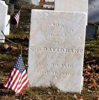 HAND, DAVID - Suffolk County, New York | DAVID HAND - New York Gravestone Photos