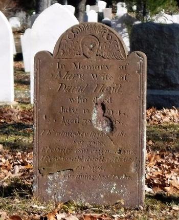 HAND, MARY - Suffolk County, New York | MARY HAND - New York Gravestone Photos