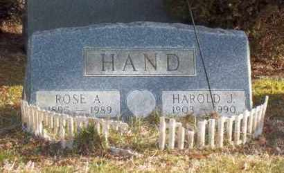 HAND, ROSE - Suffolk County, New York | ROSE HAND - New York Gravestone Photos