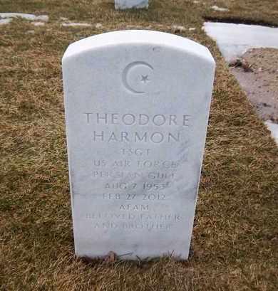 HARMON (KUW), THEODORE - Suffolk County, New York | THEODORE HARMON (KUW) - New York Gravestone Photos