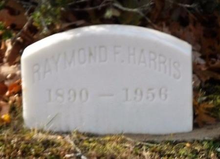 HARRIS, RAYMOND F - Suffolk County, New York | RAYMOND F HARRIS - New York Gravestone Photos