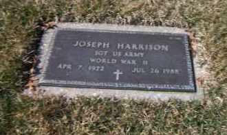 HARRISON, JOSEPH - Suffolk County, New York | JOSEPH HARRISON - New York Gravestone Photos