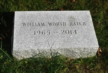 HATCH, WILLIAM WORTH - Suffolk County, New York   WILLIAM WORTH HATCH - New York Gravestone Photos