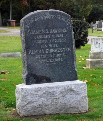 CHICHESTER, ALMIRA - Suffolk County, New York | ALMIRA CHICHESTER - New York Gravestone Photos