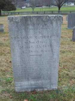 HEDGES, ABRAHAM - Suffolk County, New York | ABRAHAM HEDGES - New York Gravestone Photos