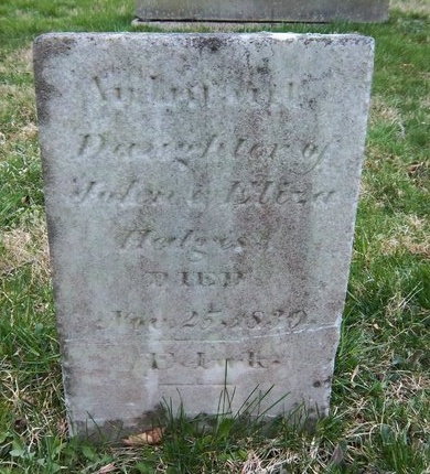 HEDGES, INFANT DAUGHTER - Suffolk County, New York | INFANT DAUGHTER HEDGES - New York Gravestone Photos