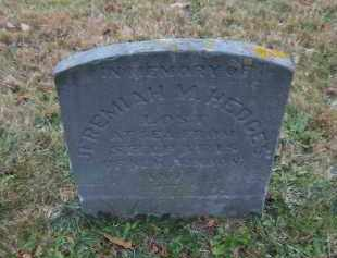 HEDGES, JEREMIAH - Suffolk County, New York | JEREMIAH HEDGES - New York Gravestone Photos