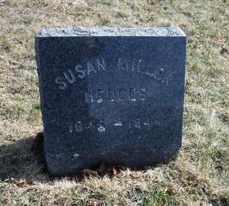 HEDGES, SUSAN - Suffolk County, New York | SUSAN HEDGES - New York Gravestone Photos