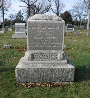 HERRICK, JOHN C - Suffolk County, New York | JOHN C HERRICK - New York Gravestone Photos