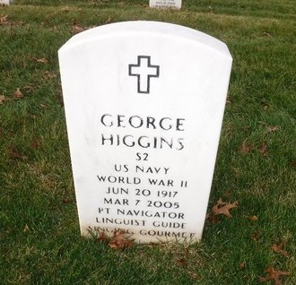 HIGGINS, GEORGE - Suffolk County, New York | GEORGE HIGGINS - New York Gravestone Photos