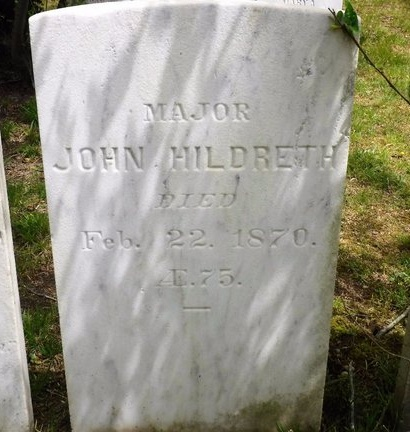 HILDRETH, JOHN - Suffolk County, New York | JOHN HILDRETH - New York Gravestone Photos