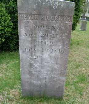 HILDRETH, LEVI - Suffolk County, New York | LEVI HILDRETH - New York Gravestone Photos