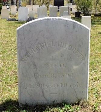 HILDRETH, NATHANIEL - Suffolk County, New York   NATHANIEL HILDRETH - New York Gravestone Photos