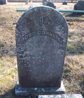 CONKLIN, ROSE - Suffolk County, New York | ROSE CONKLIN - New York Gravestone Photos