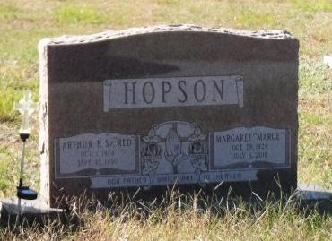 HOPSON, MARGARET - Suffolk County, New York | MARGARET HOPSON - New York Gravestone Photos