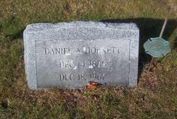 HORNETT, DANIEL A. - Suffolk County, New York   DANIEL A. HORNETT - New York Gravestone Photos