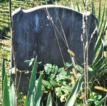 HOWELL, BATHSHEBAY - Suffolk County, New York | BATHSHEBAY HOWELL - New York Gravestone Photos