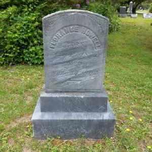 HOWELL, FLORANCE - Suffolk County, New York | FLORANCE HOWELL - New York Gravestone Photos