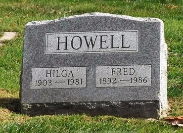HOWELL, FRED - Suffolk County, New York | FRED HOWELL - New York Gravestone Photos