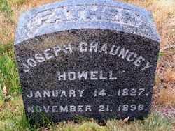HOWELL, JOSEPH CHAUNCEY - Suffolk County, New York | JOSEPH CHAUNCEY HOWELL - New York Gravestone Photos