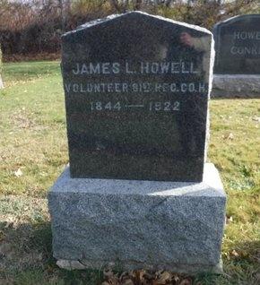 HOWELL, JAMES L - Suffolk County, New York | JAMES L HOWELL - New York Gravestone Photos