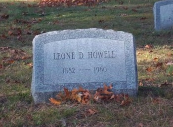 HOWELL, LEONE D - Suffolk County, New York | LEONE D HOWELL - New York Gravestone Photos