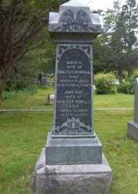 ROE HOWELL, AMY - Suffolk County, New York | AMY ROE HOWELL - New York Gravestone Photos