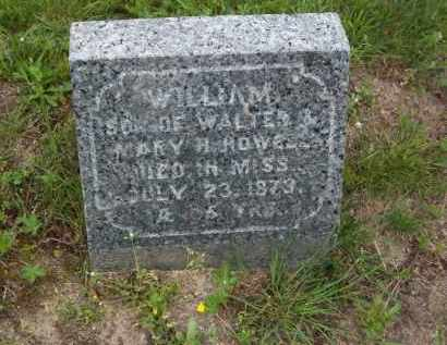 HOWELL, WILLIAM - Suffolk County, New York | WILLIAM HOWELL - New York Gravestone Photos