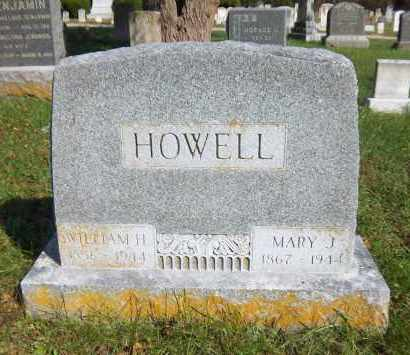 HOWELL, WILLIAM H. - Suffolk County, New York | WILLIAM H. HOWELL - New York Gravestone Photos