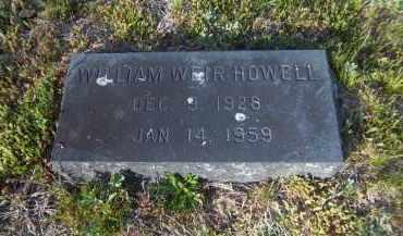 HOWELL, WILLIAM - Suffolk County, New York   WILLIAM HOWELL - New York Gravestone Photos
