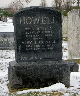 HOWELL, WILLIAM S - Suffolk County, New York | WILLIAM S HOWELL - New York Gravestone Photos
