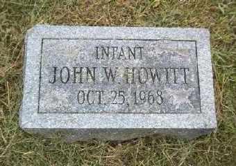 HOWITT, JOHN W. - Suffolk County, New York | JOHN W. HOWITT - New York Gravestone Photos