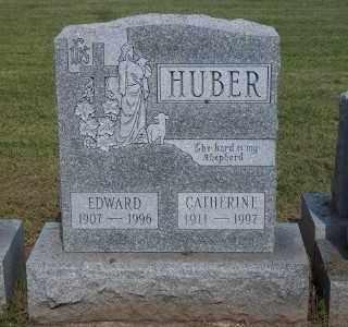 HUBER, EDWARD - Suffolk County, New York   EDWARD HUBER - New York Gravestone Photos