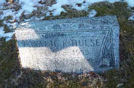 HULSE, SADIE E - Suffolk County, New York | SADIE E HULSE - New York Gravestone Photos