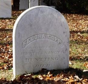 HUNTTING, FEDORA COPP - Suffolk County, New York | FEDORA COPP HUNTTING - New York Gravestone Photos