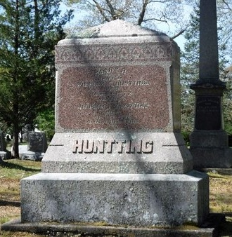 HUNTTING, WILLIAM F - Suffolk County, New York | WILLIAM F HUNTTING - New York Gravestone Photos