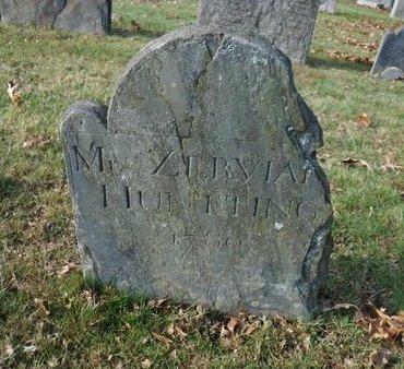 HUNTTING, ZERVIAH - Suffolk County, New York   ZERVIAH HUNTTING - New York Gravestone Photos